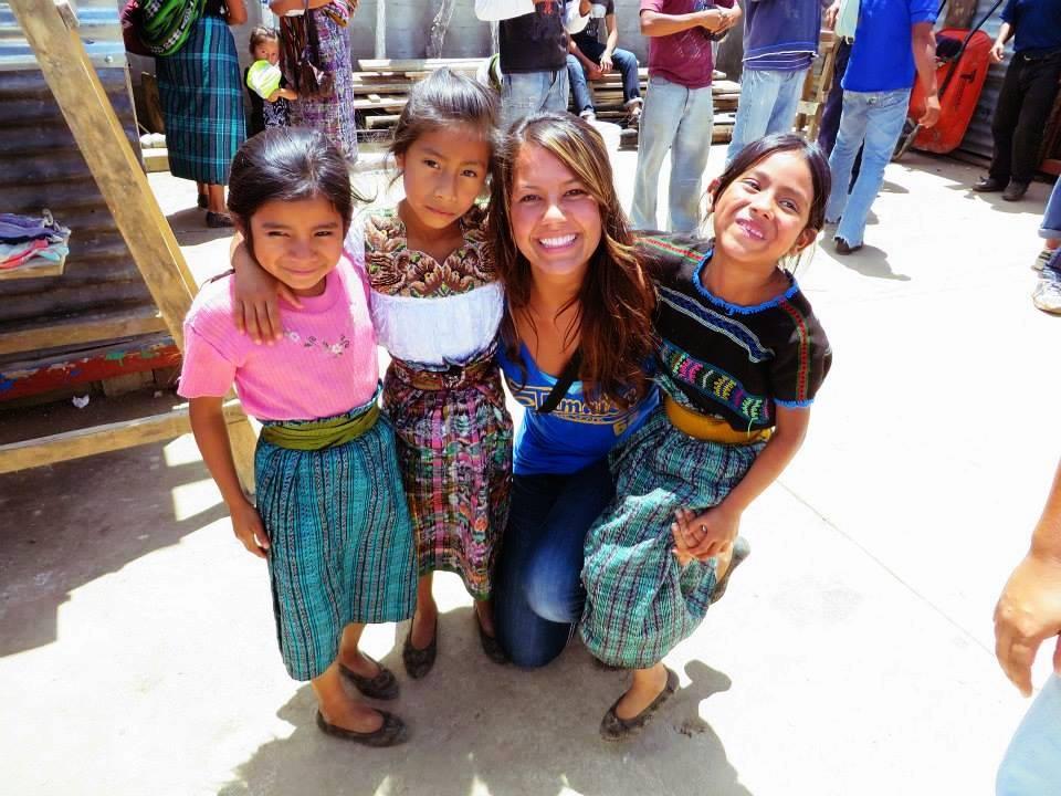1. guatemala girls