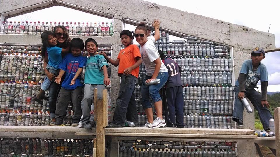 guatemala bottle school